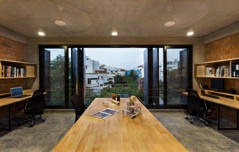Architects home and studio by BetweenSpaces
