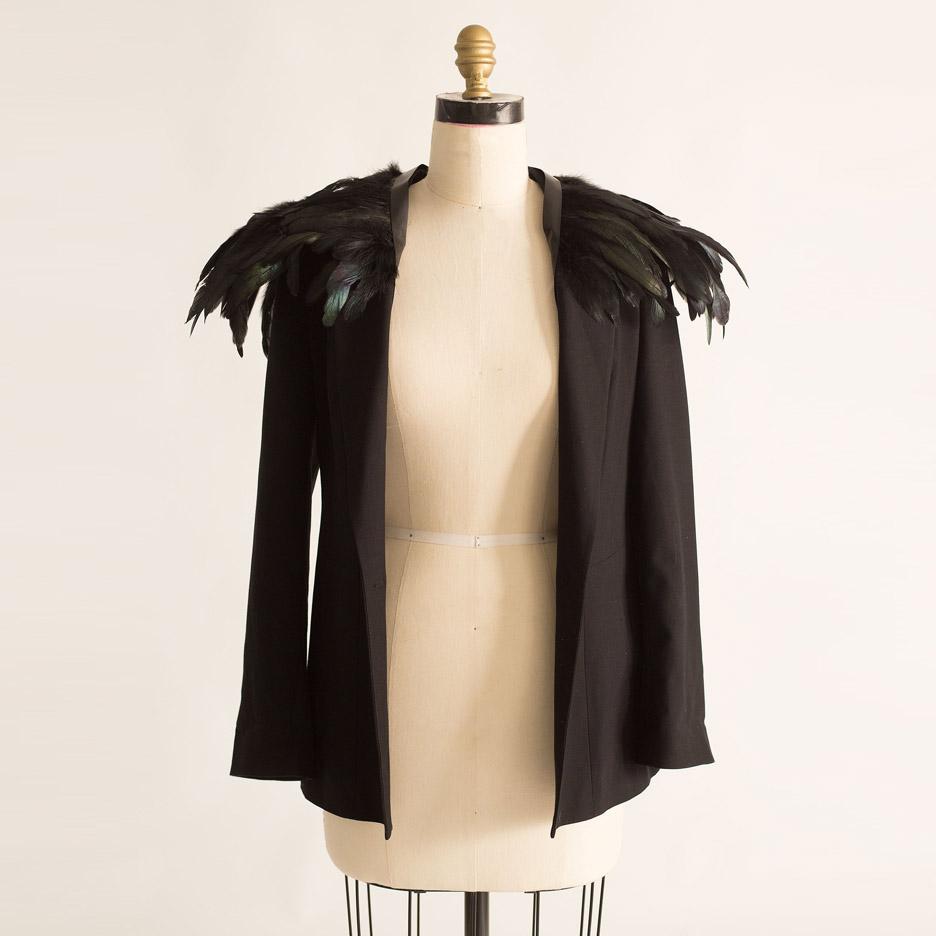 Augmented Jacket by Birce Ozkan