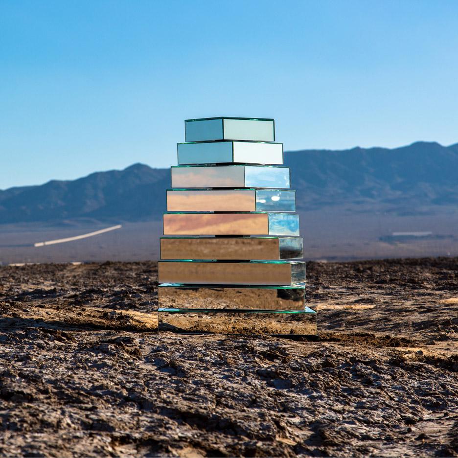 Babel Tower by Shirin Abedinirad