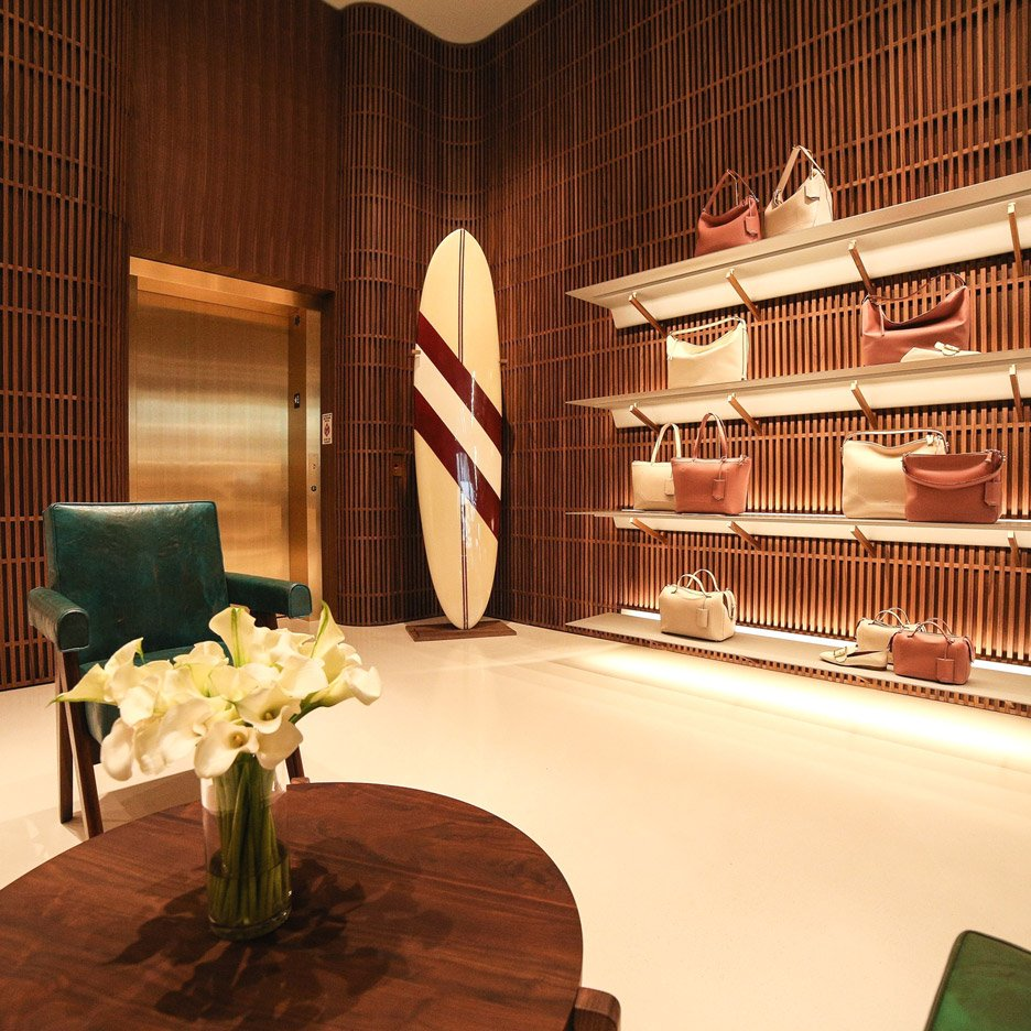 David Chipperfield completes Bally flagship store in Beverly Hills