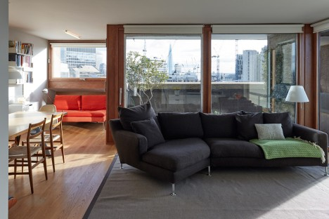 Barbican flat by Laurence Quinn