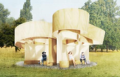 Serpentine Gallery Summer Houses 2016