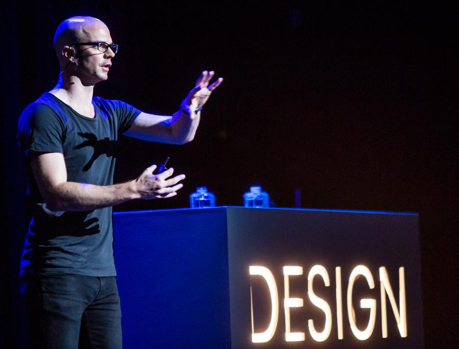Benjamin Hubert at Design Indaba 2016