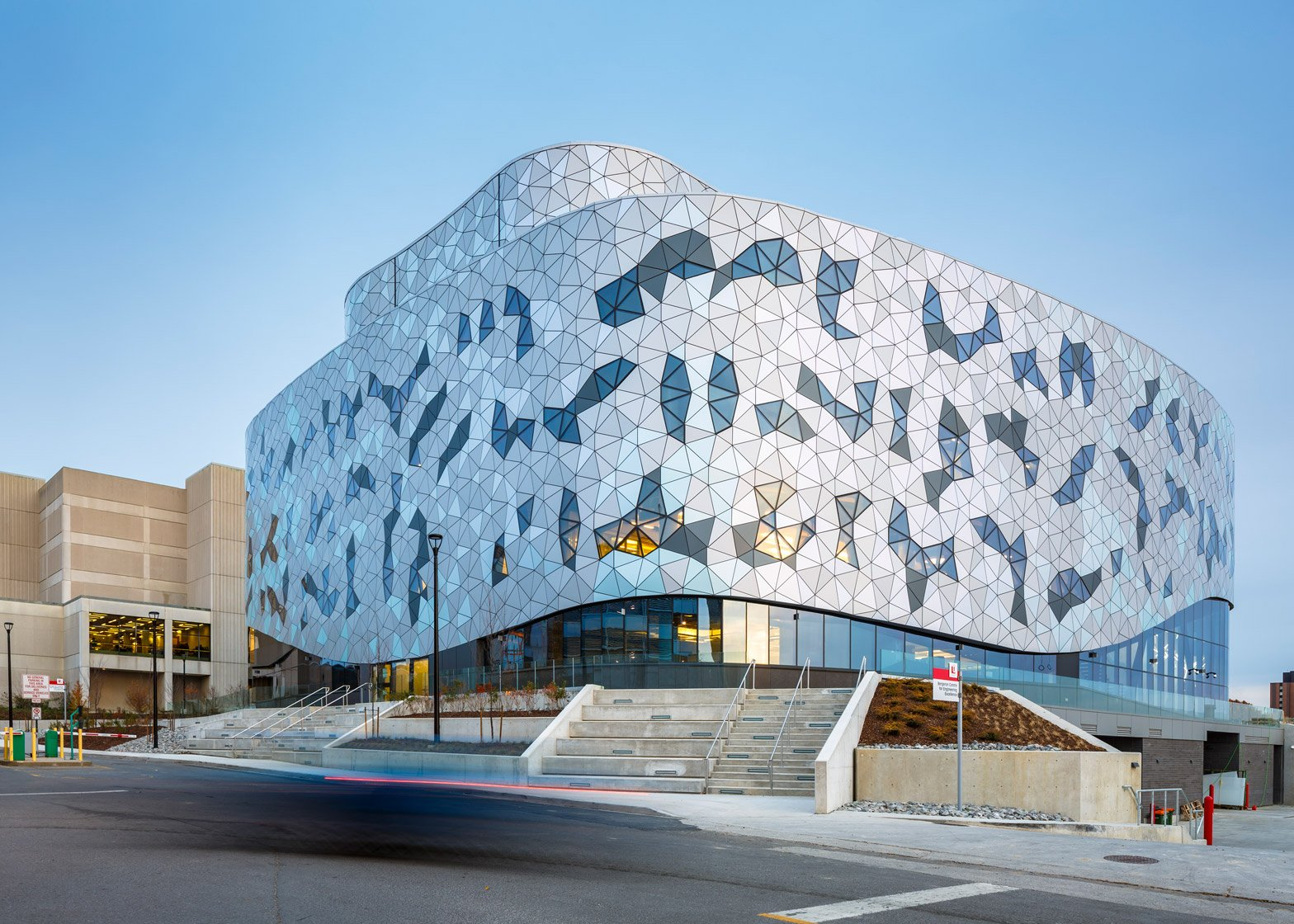 Bergeron Centre by ZAS
