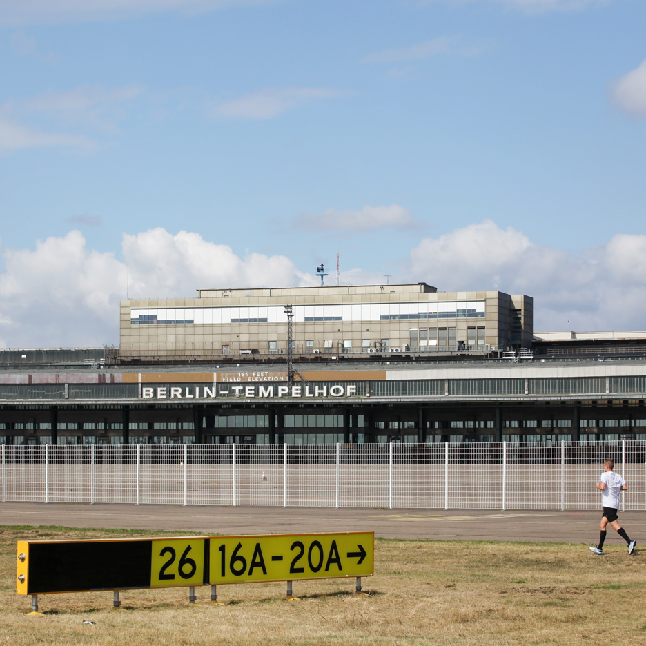 Berlin's Tempelhof Airport to become Germany's largest refugee camp
