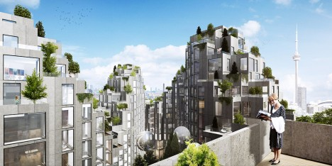 Habitat 2.0 by BIG in Toronto
