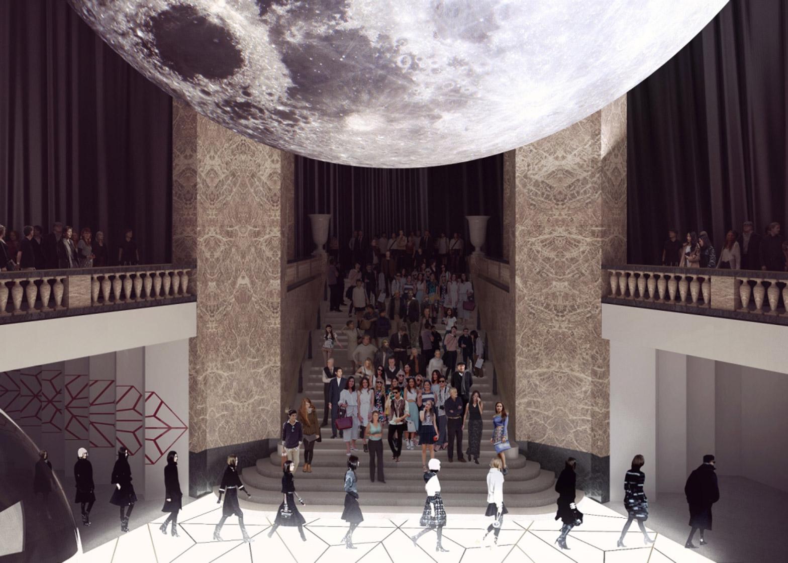 Bjarke Ingels to design Galeries Lafayette flagship on Paris' Champs-Élysées