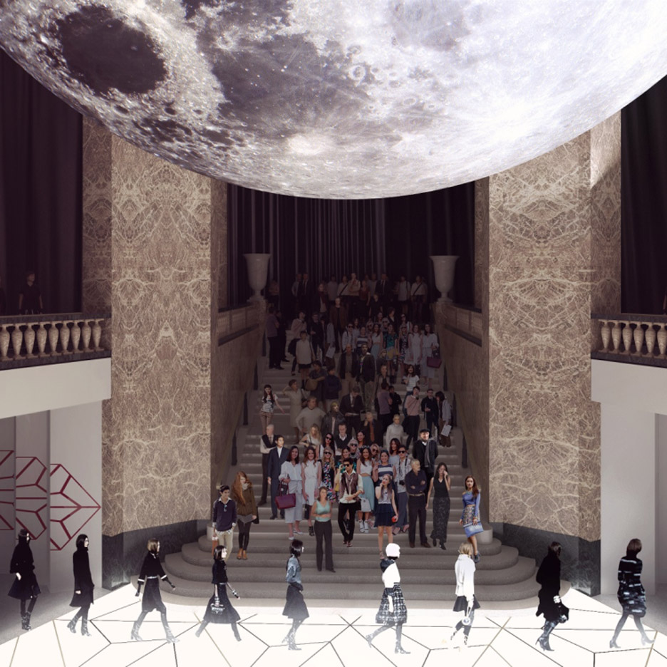 Bjarke Ingels to design Galeries Lafayette flagship on Paris' Champs-Élysées