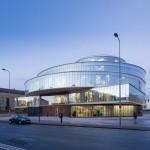 "Herzog & de Meuron's Blavatnik School of Government ""inspired by parliamentary spaces"""