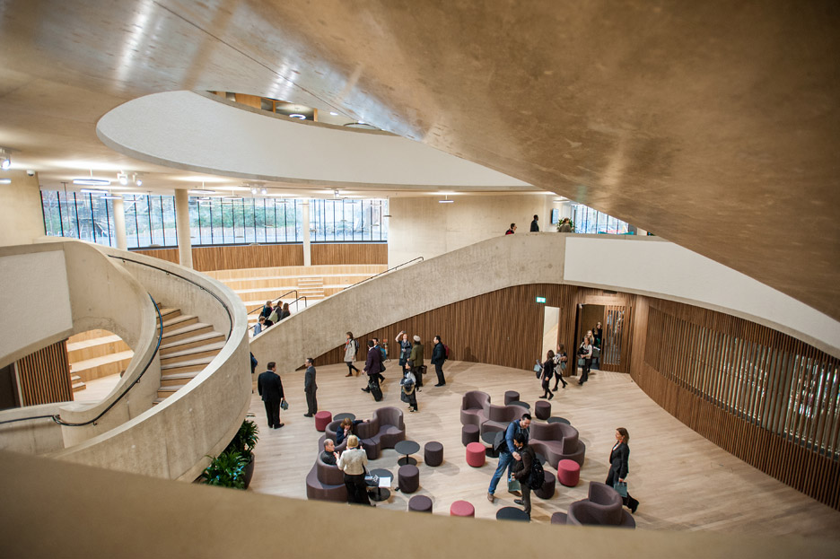 Blavatnik School Of Governance At The University Oxford By Herzog De Meuron