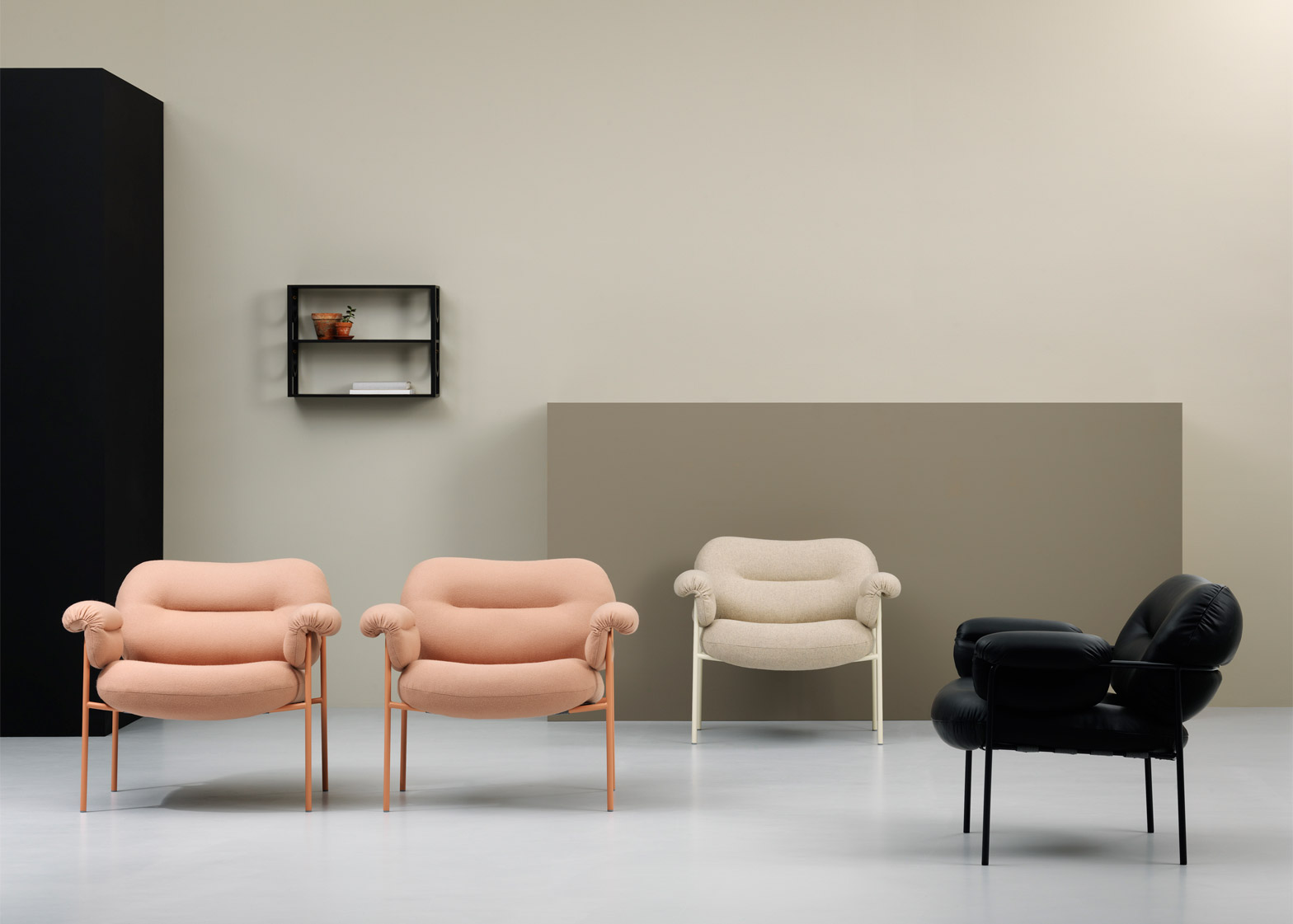 Bollo chair by Andreas Engesvik for Fogia