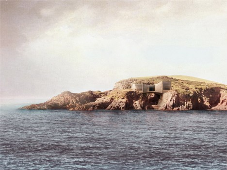 Burgh Island by Carmody Groarke