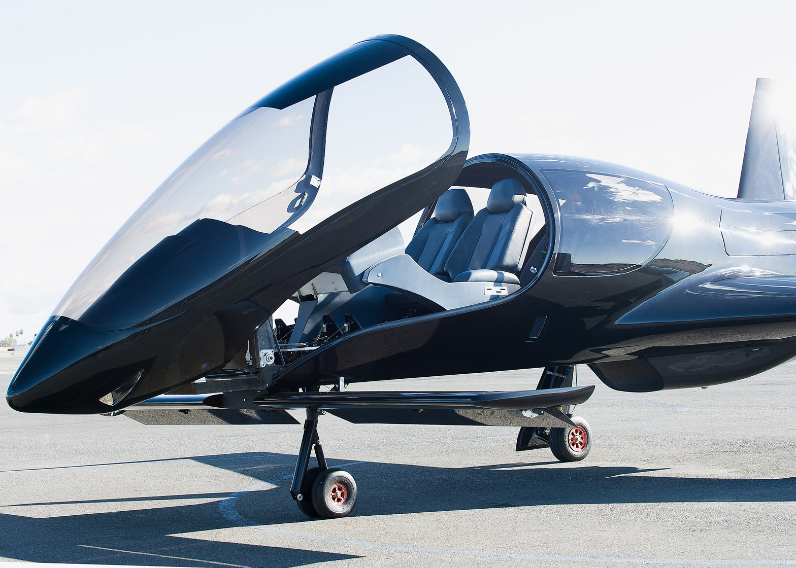 Cobalt range of small luxury planes called Co50 Valkyrie and the Valkryie-X