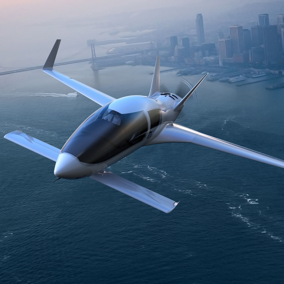 "Cobalt introduces ""design-centric"" small aircraft for luxury buyers"