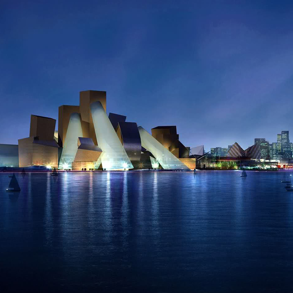 Construction of Gehry's Guggenheim Abu Dhabi yet to start