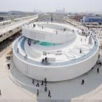 Danish Pavilion at Shanghai Expo 2010. Photograph by Iwan Baan