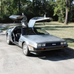 DeLorean goes back to the future to reproduce DMC-12 car