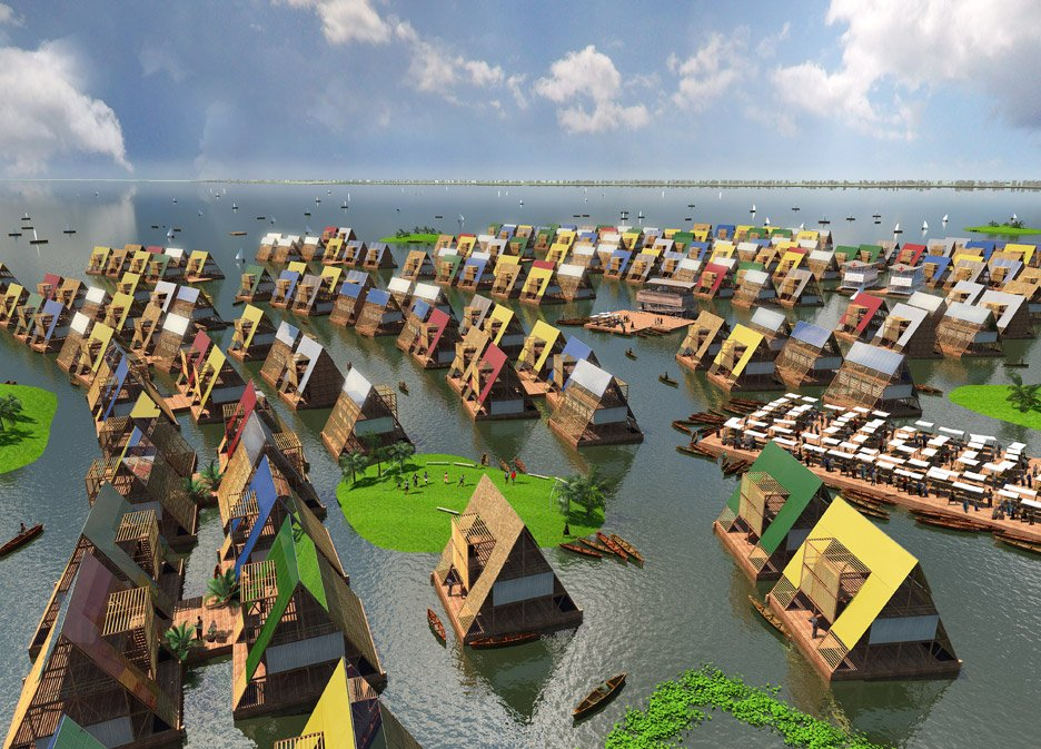 design water communities-lagos-nigeria-nle-creation-from-catastrophe_exhibition_riba_dezeen_936_0