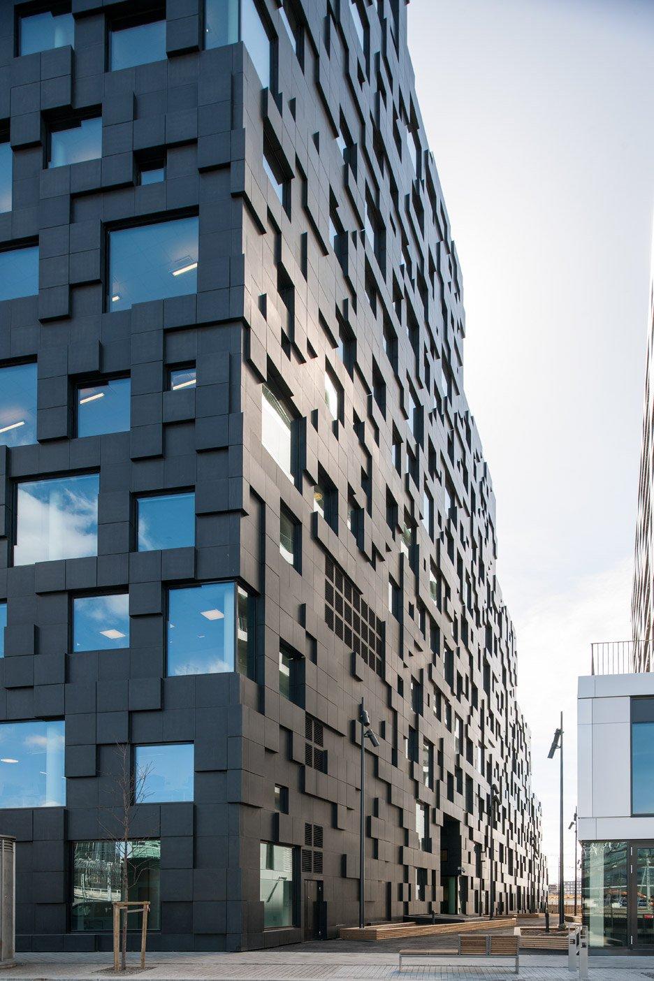 DNB West House by Dark Arkitekter
