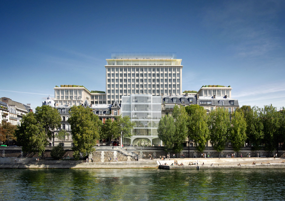 Morland, Mixite Capitale by David Chipperfield Architects, Calq Architecture, Olafur Eliasson, Studio Other Spaces, Michel Desvigne