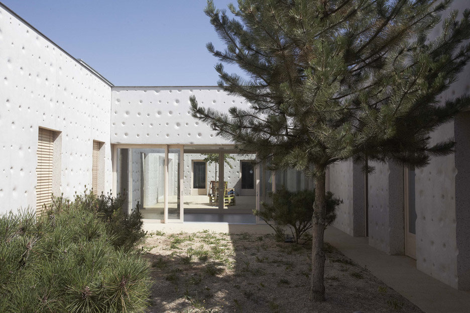 Epilepsy residential care home by Atelier Martel