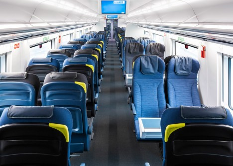 Eurostar redesign criticised by fashion's elite