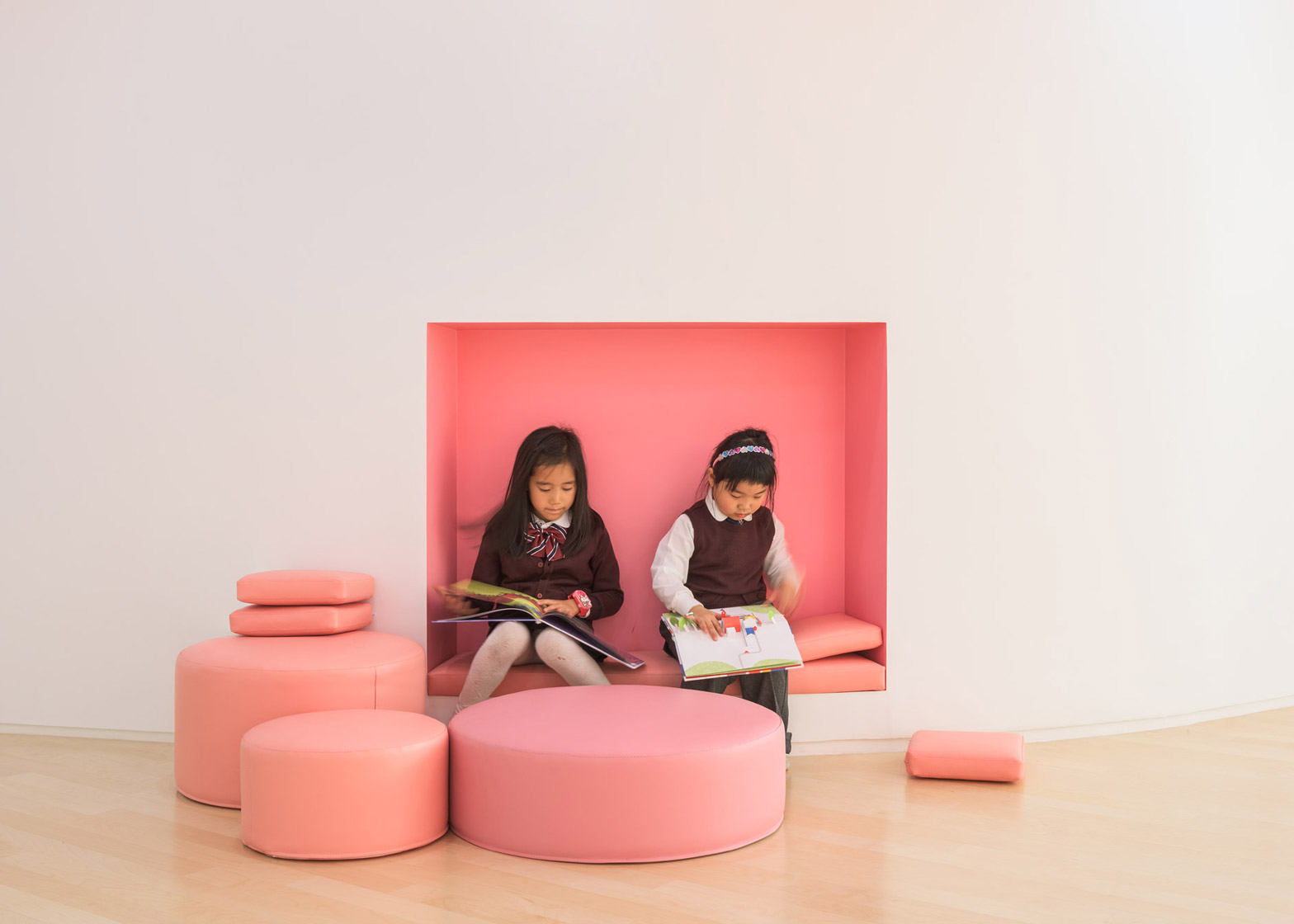 Flower Kindergarten by Jungmin Nam