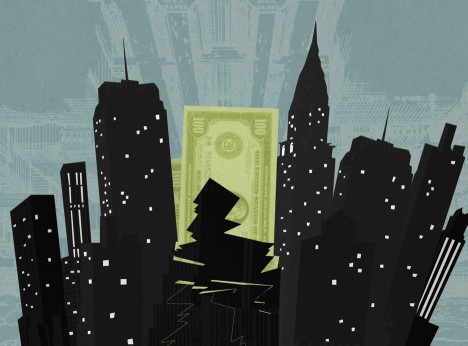 Frank Lloyd Wright animated movie