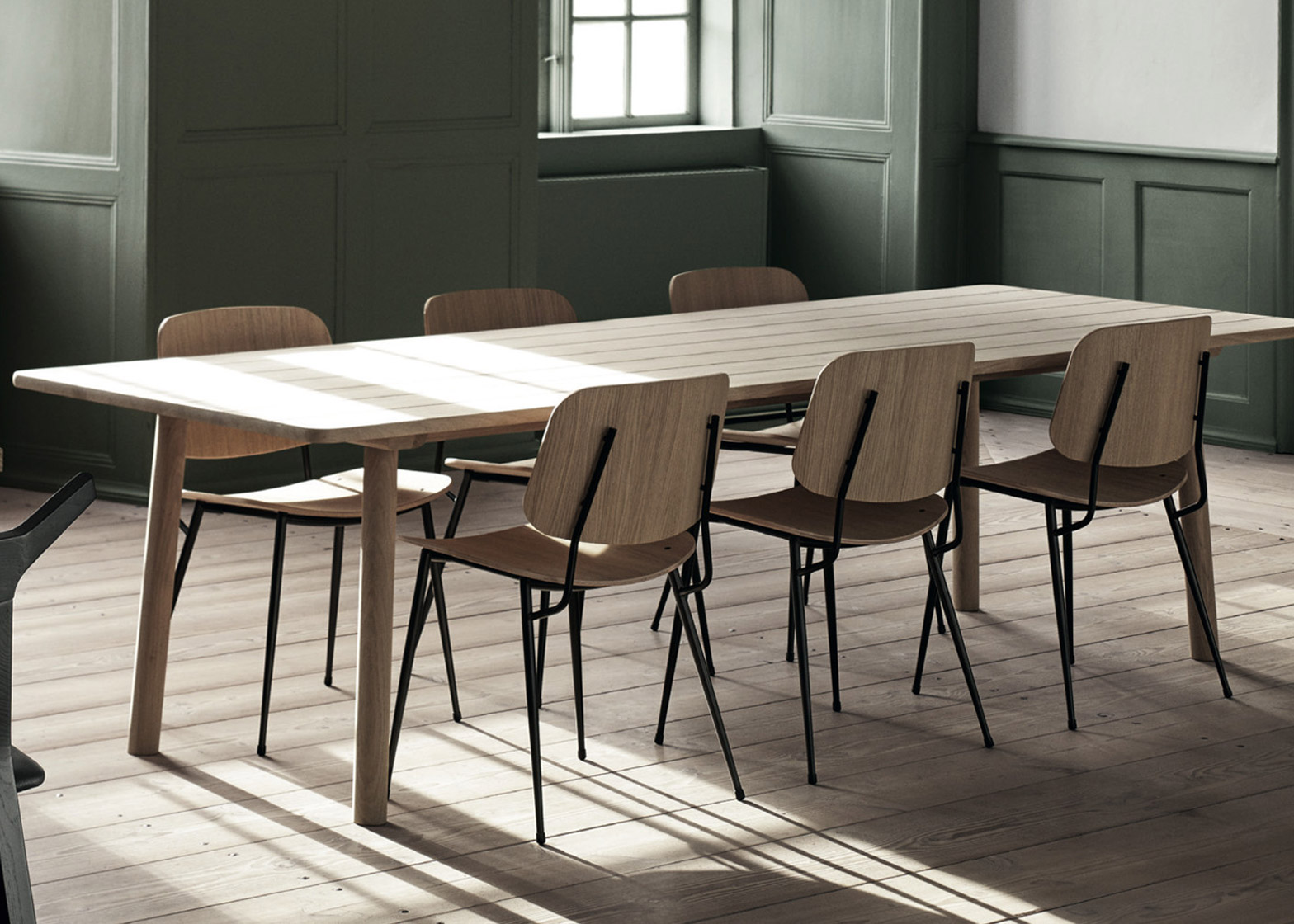 Jasper Morrison collection for Fredericia