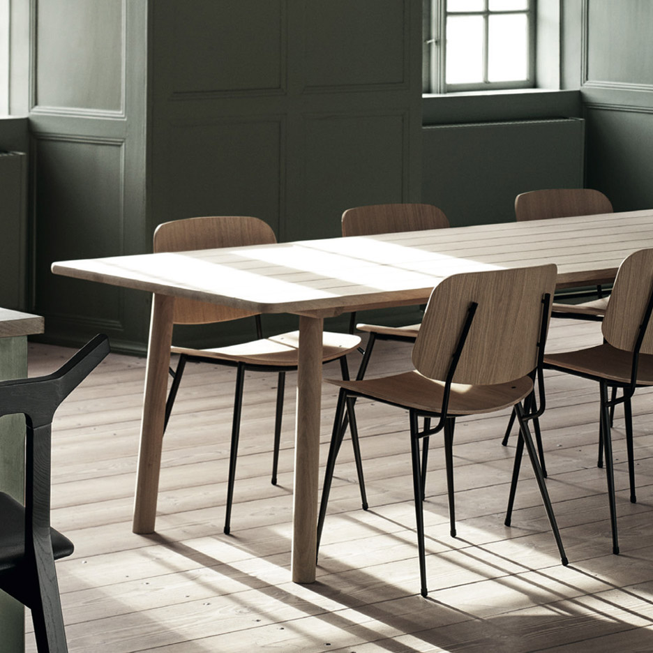 Fredericia Launches Furniture Collection Designed By Jasper Morrison