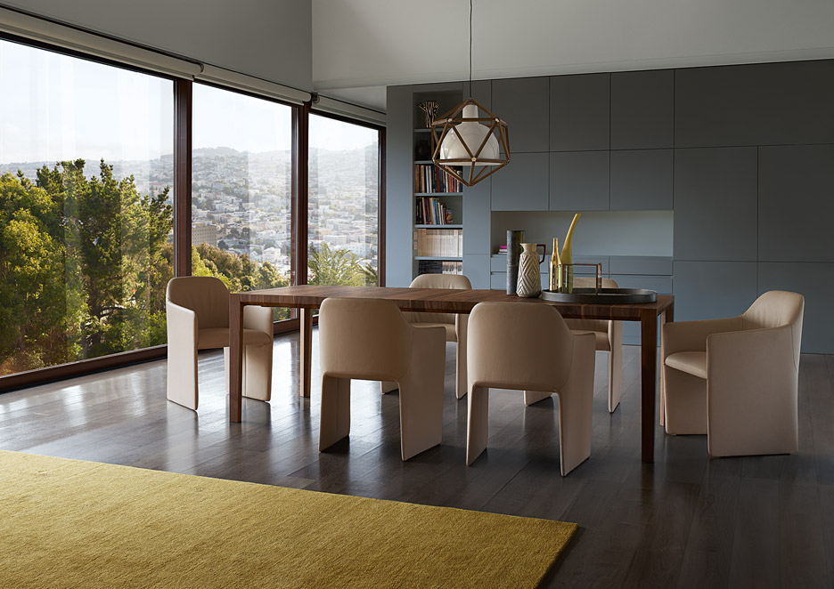 Furniture collection by Walter Knoll