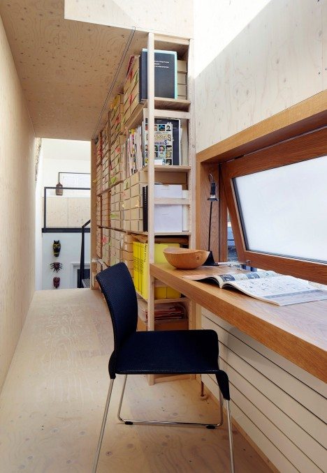 Gallery House Phase 2 by Studio Octupi