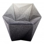 Moroso unveils Gemma seating collection by Daniel Libeskind