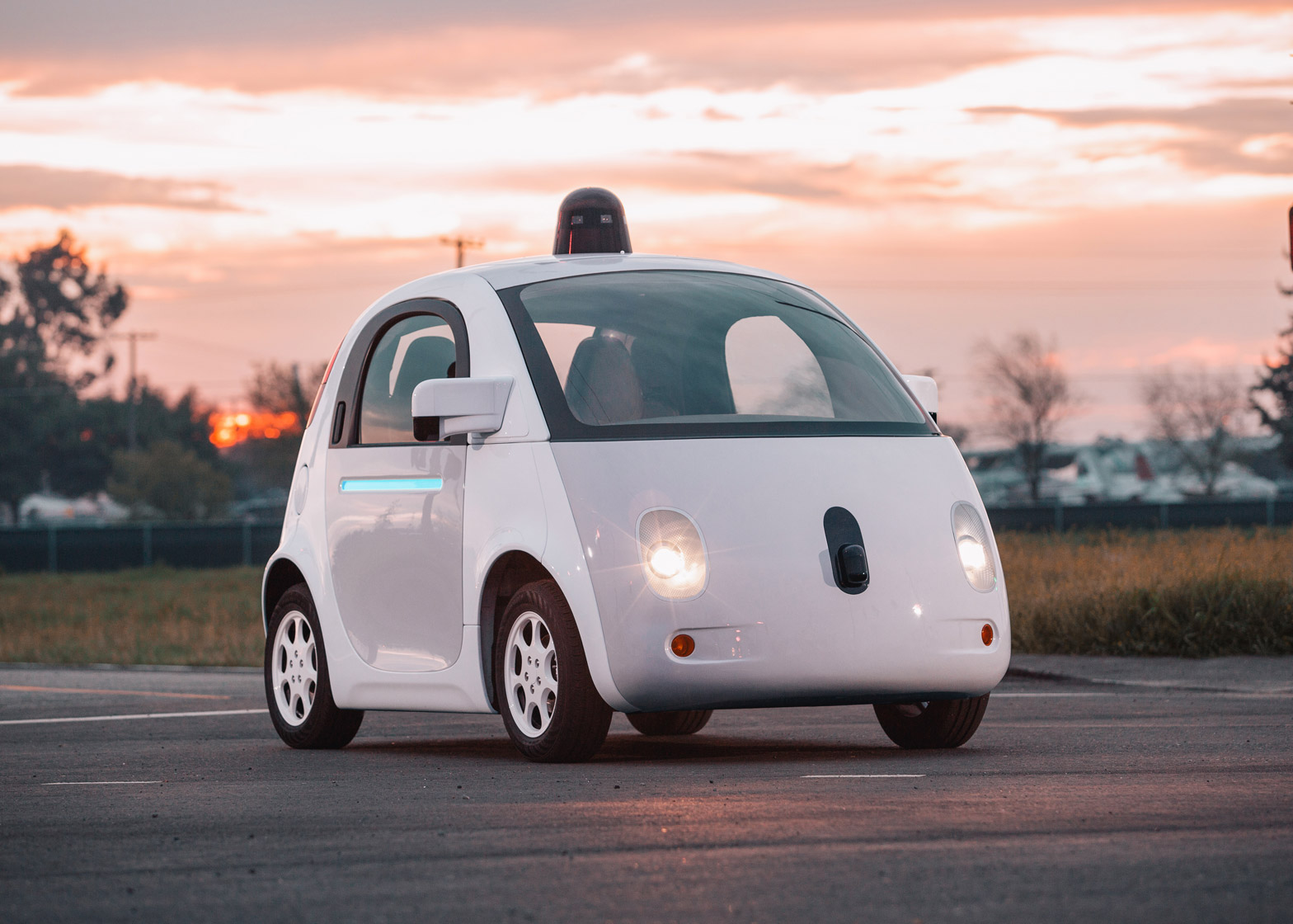 Google's self-driving car system recognised as a driver in the US