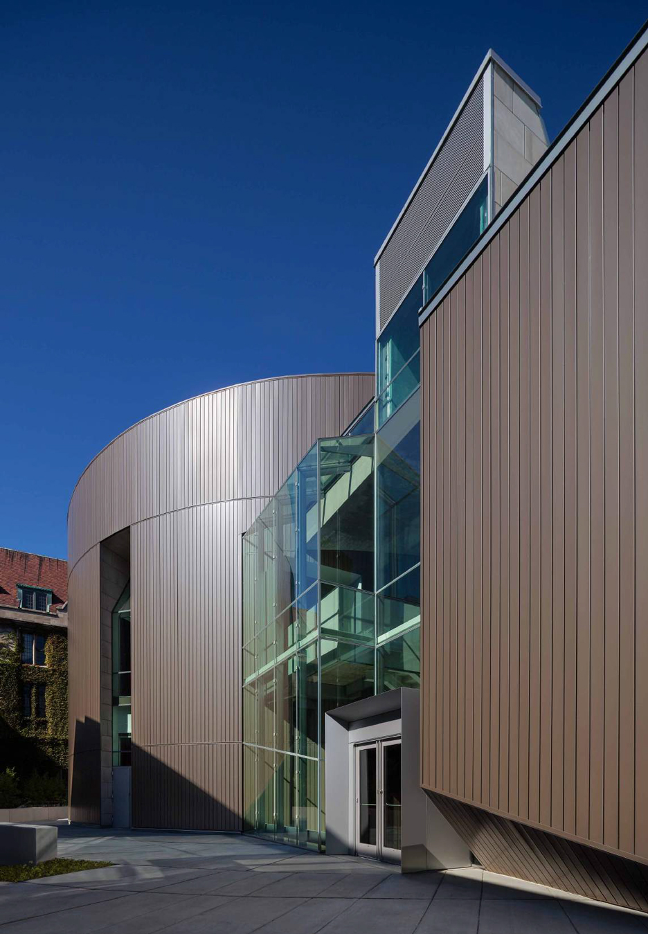 Gordon Parks Arts Hall by Valerio Dewalt Train Associates