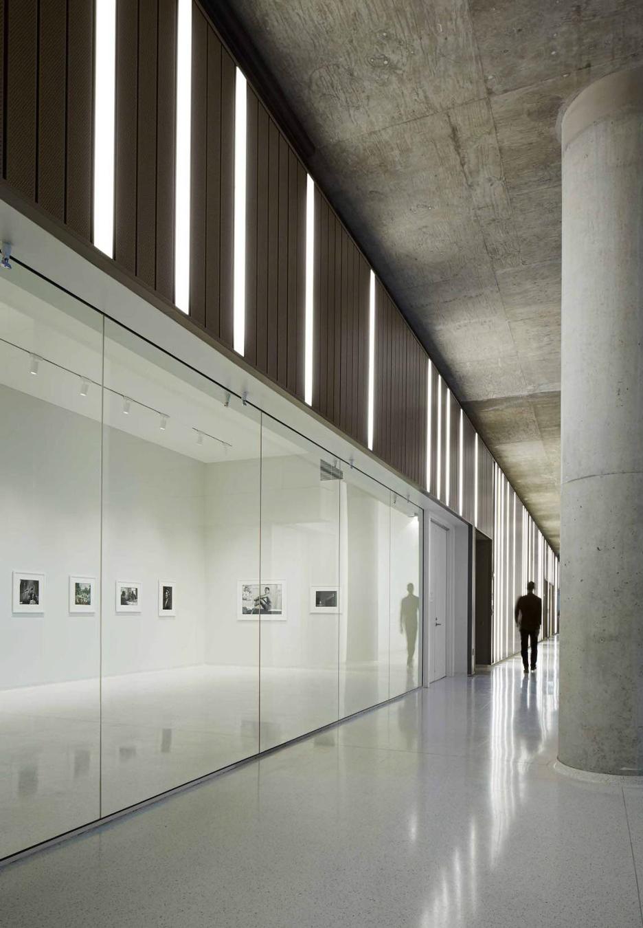 Gordon Parks Arts Hall by Valerio Dewalt Train Associates