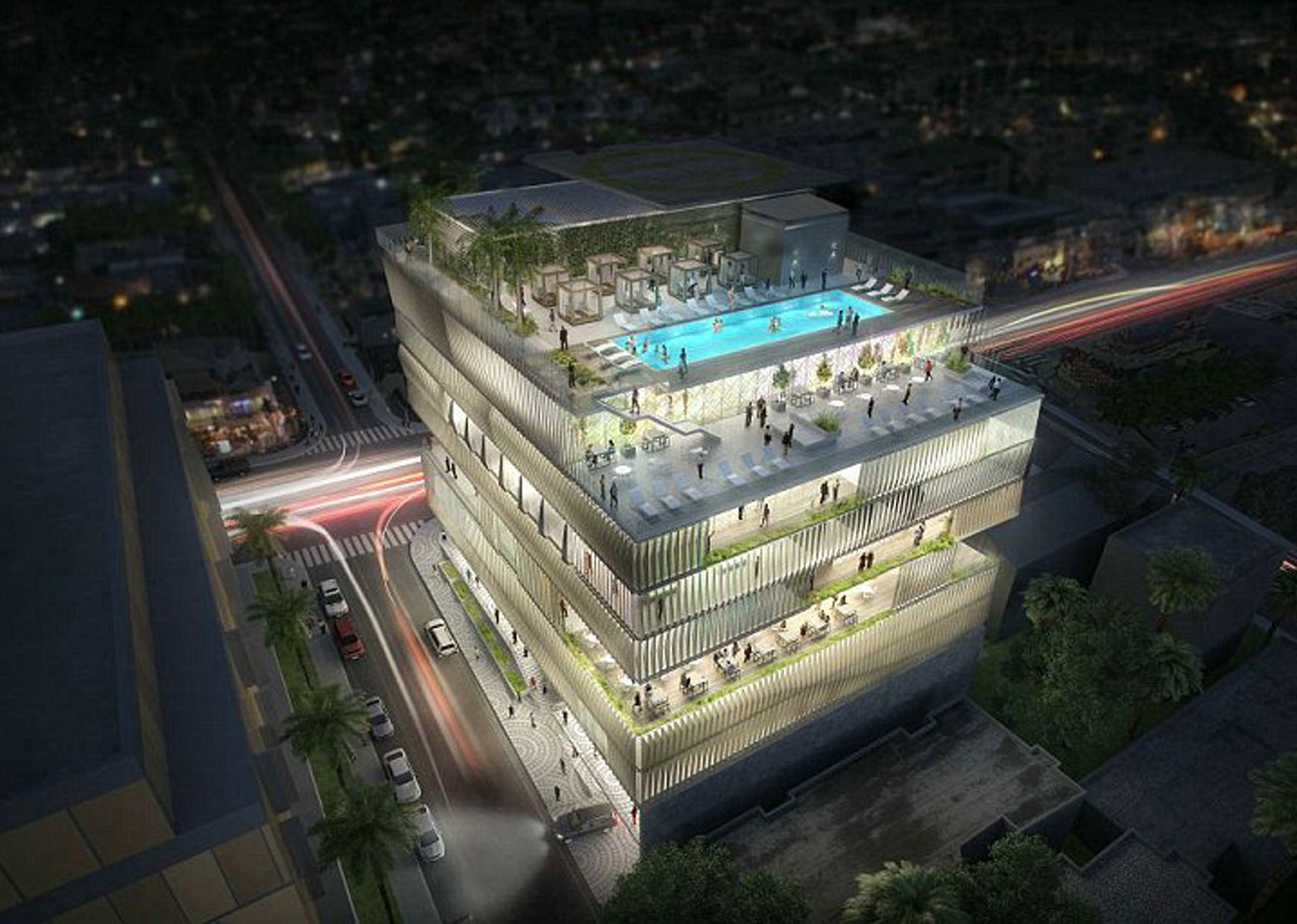 Gwyneth Paltrow enlists Gensler to design Hollywood members-only club