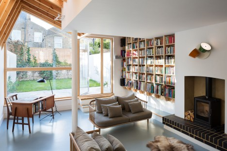 Harcombe Road by Forrester Architects