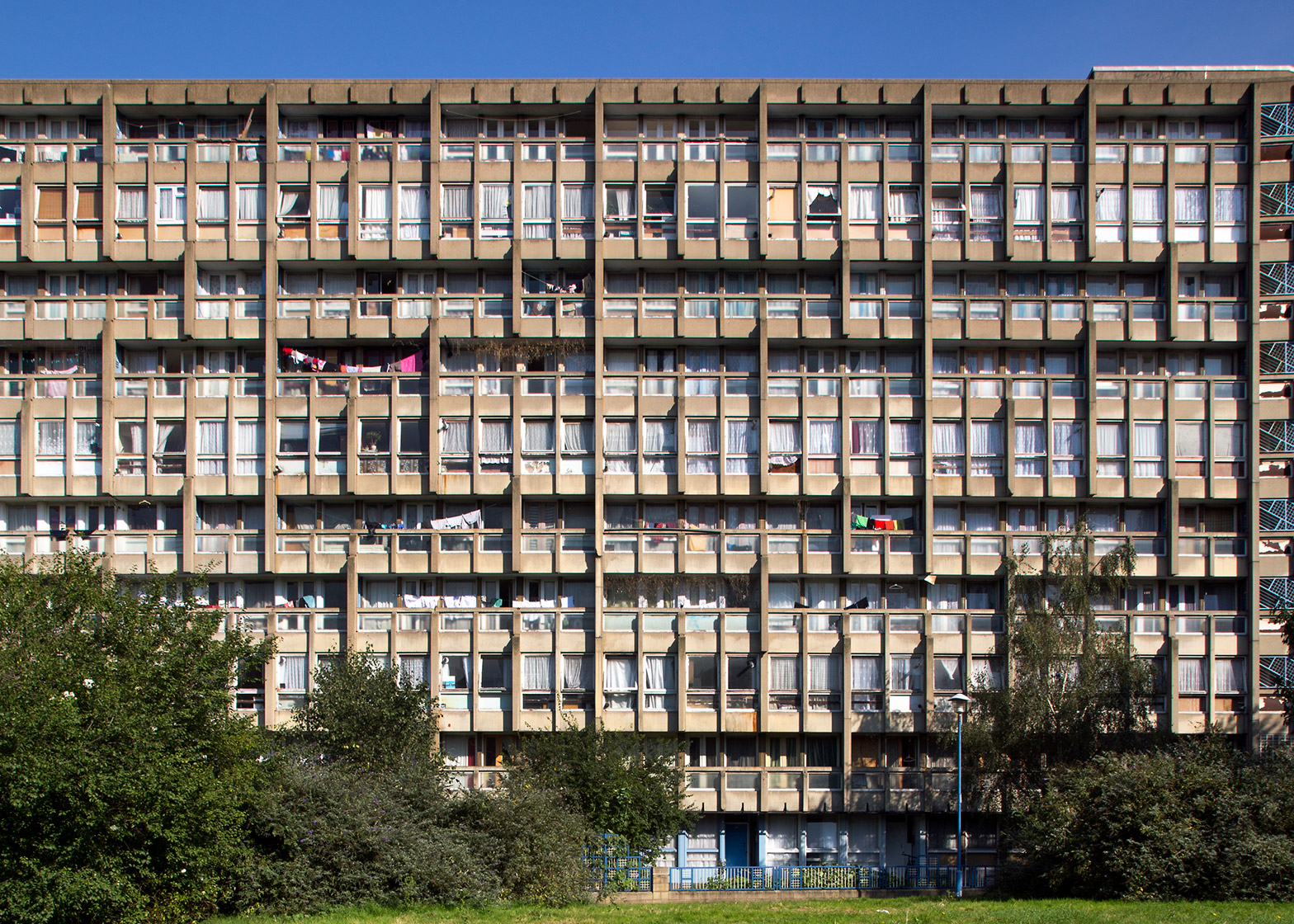 Haworth Tompkins Appointed To Work On Robin Hood Gardens Redevelopment