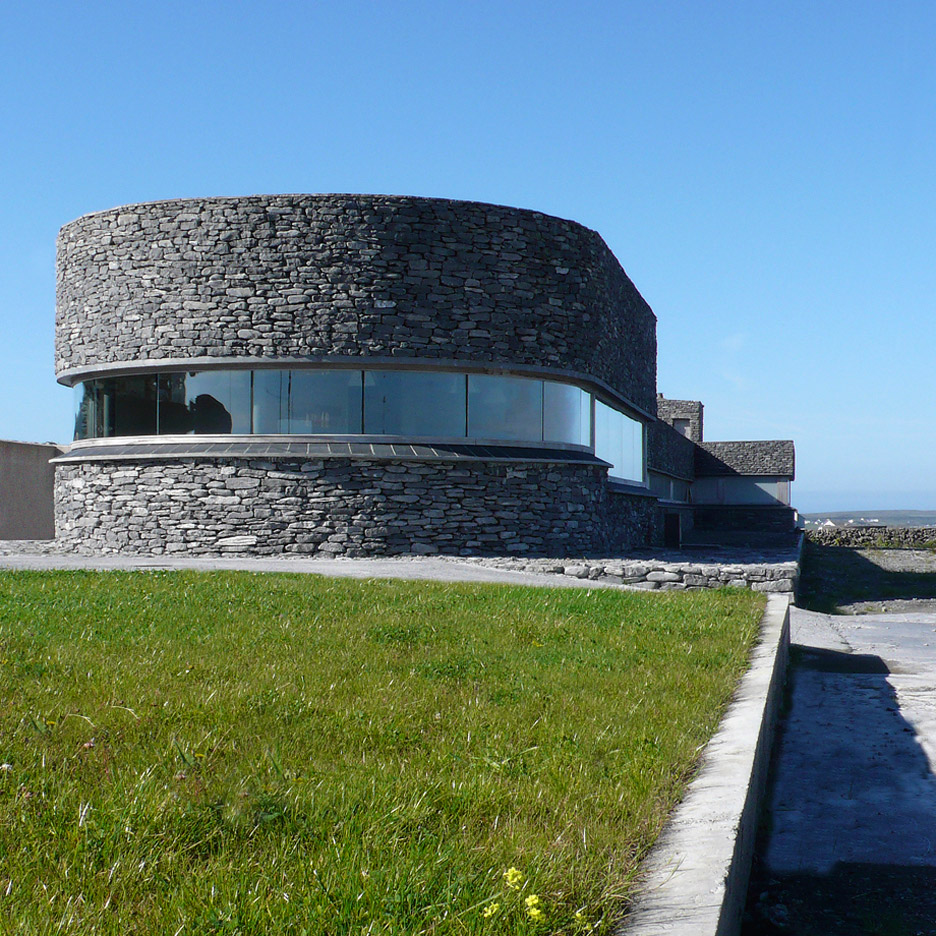 Inis Meáin Restaurant & Suites by Shane de Blacam, de Blacam and Meagher, Ireland