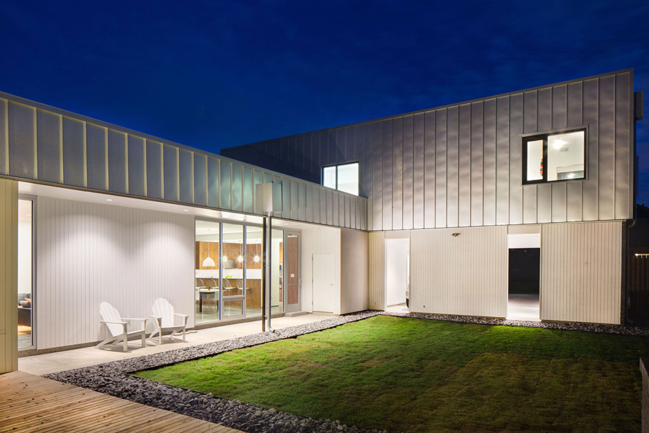House for five in Tennessee by designshop
