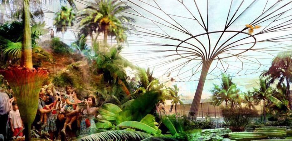 Houston Botanical Garden by West 8