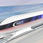 MIT's winning concept design for a Hyperloop travel pod
