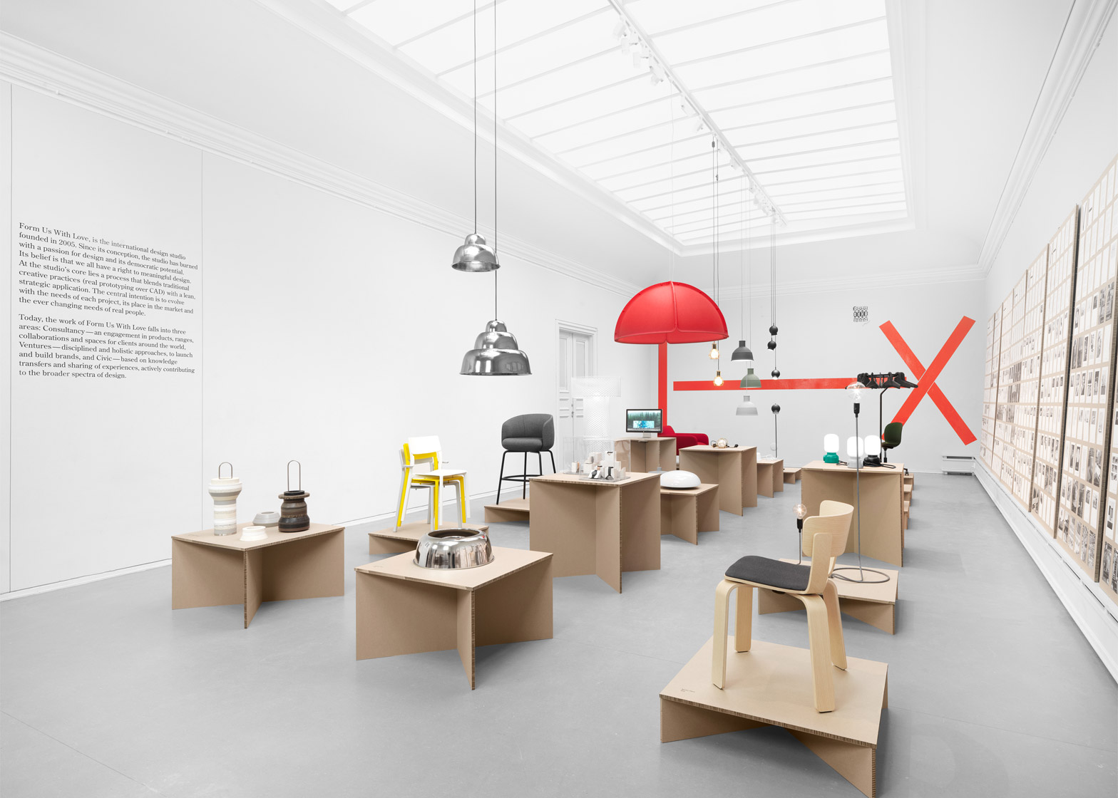 Furniture Design Exhibition form us with love celebrates 10 years with exhibition
