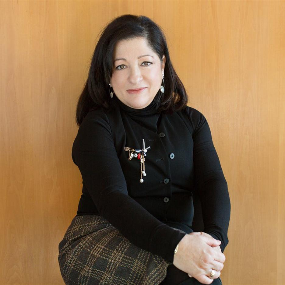RIBA president Jane Duncan