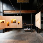Taylor and Miller creates a retail space within a working candle factory