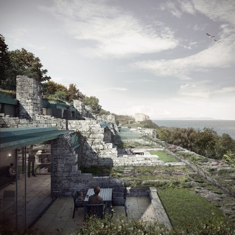 Morrow + Lorraine to build five holiday homes on England's Jurassic Coast