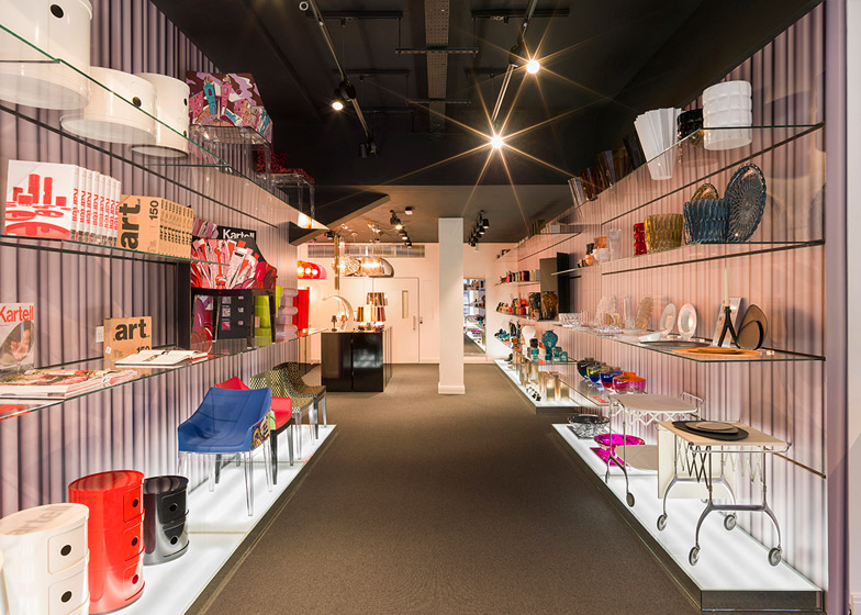 Kartell opens first UK flagship in London\'s Kensington