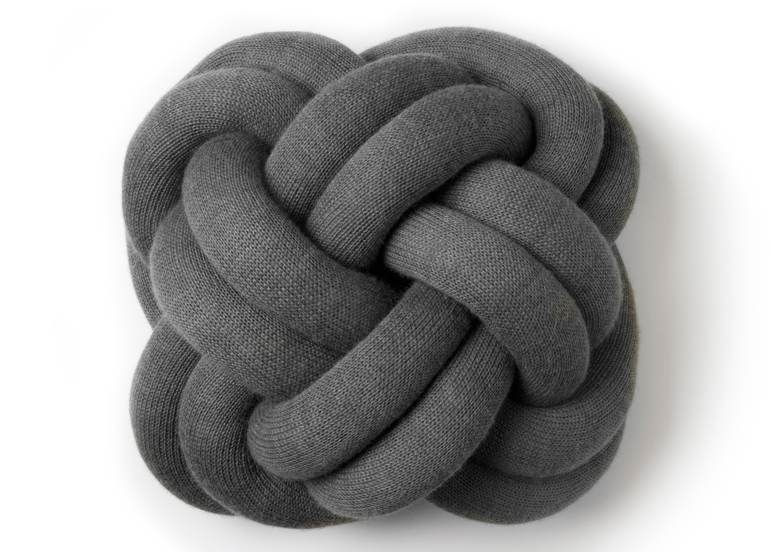 Knot cushion for Design House Stockholm