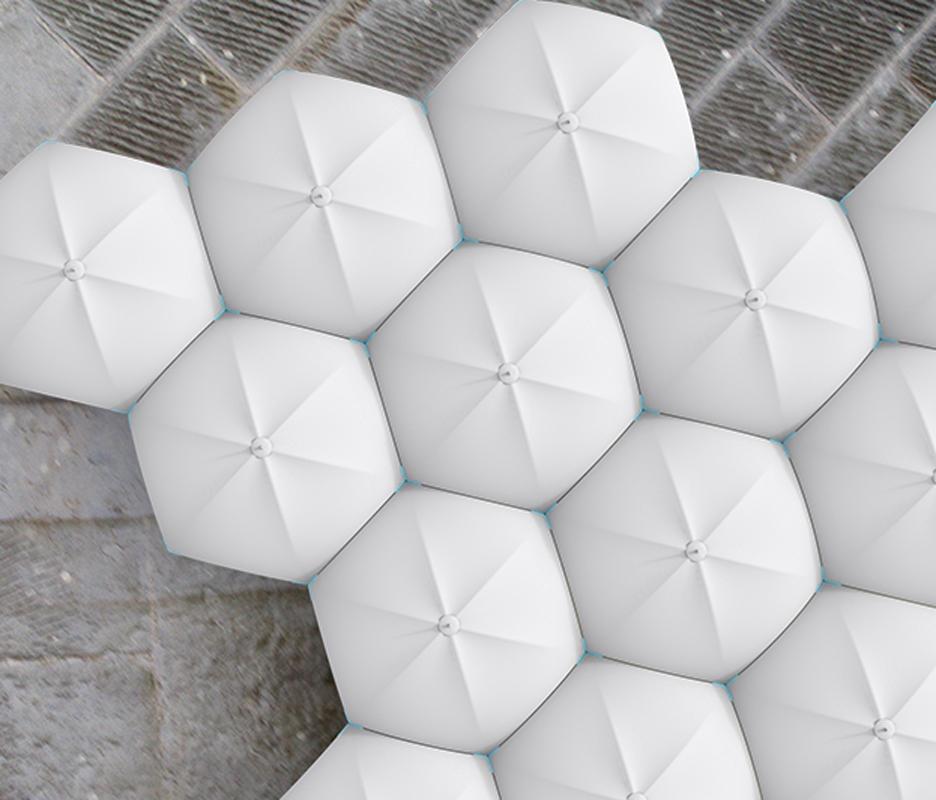 Lexus Design Award 2016 Hexagon by Chulin Yang